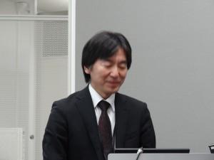 IBM System z エバンジェリスト 北沢さん